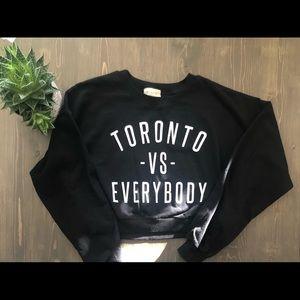 Peace Collective Toronto vs Everybody Sweatshirt